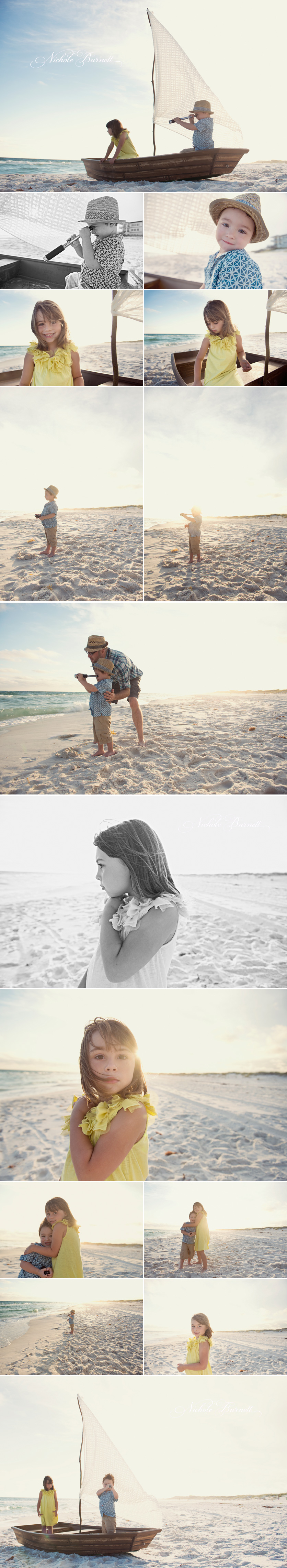 Santa Rosa Beach Whimsical Photographers