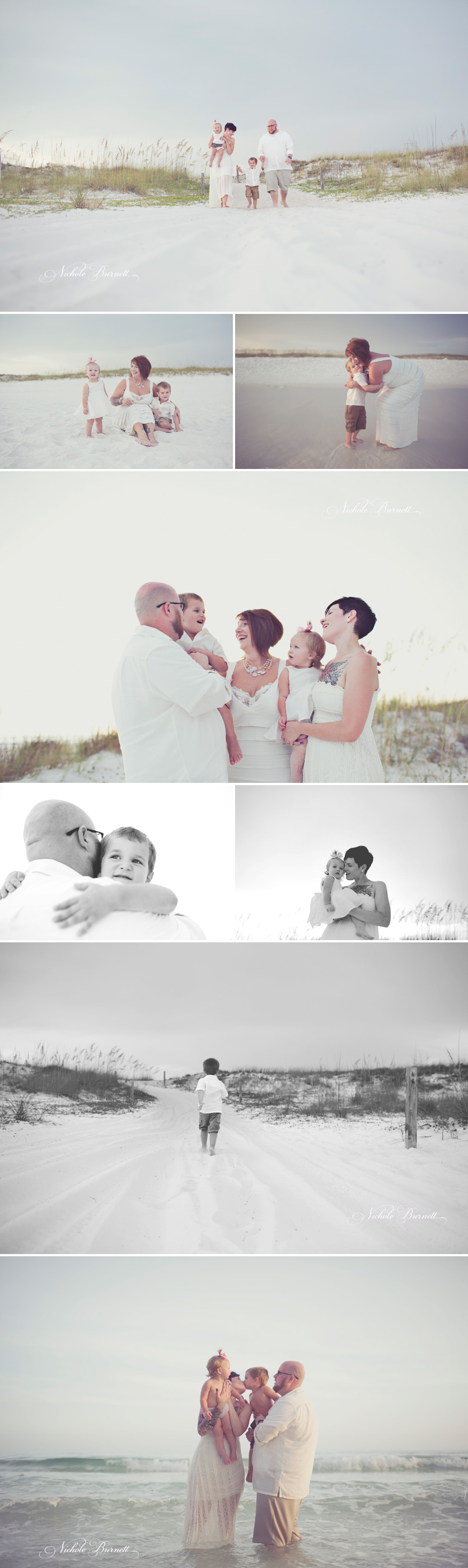 Family Photography Session in Destin Florida