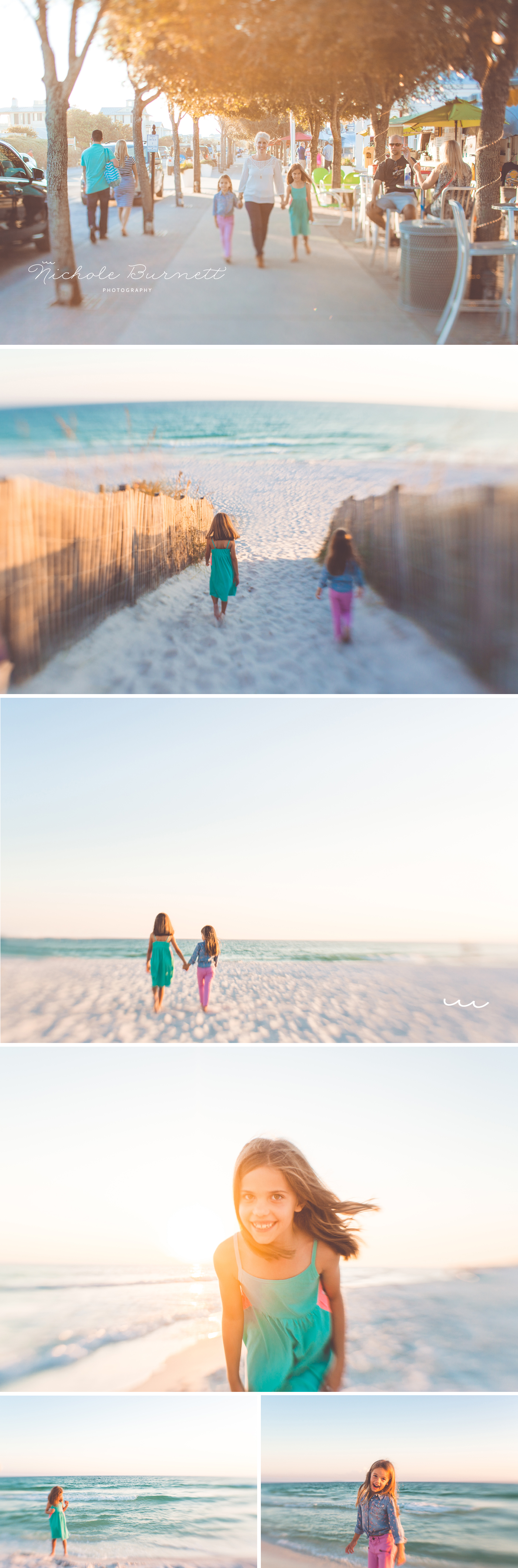 family photography session in seaside fl