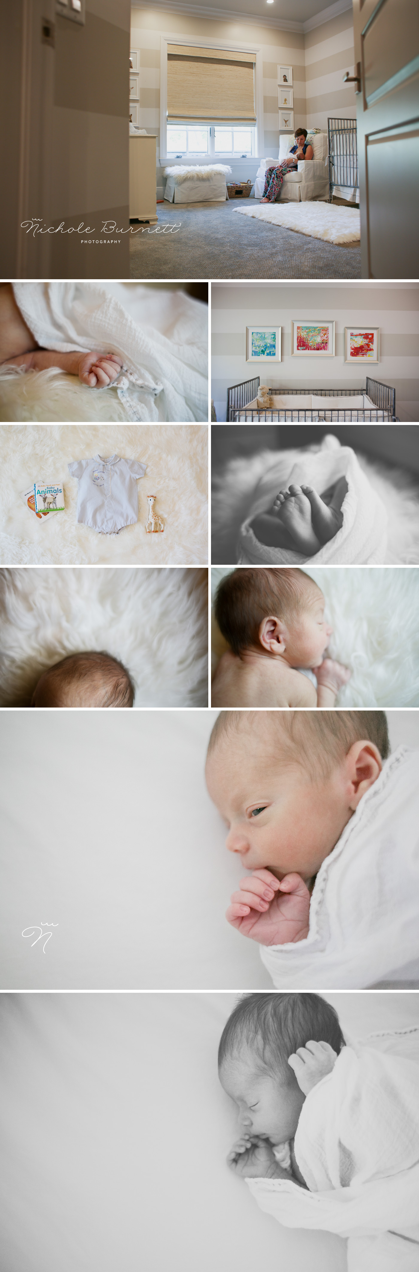 Lifestyle newborn photography sessions