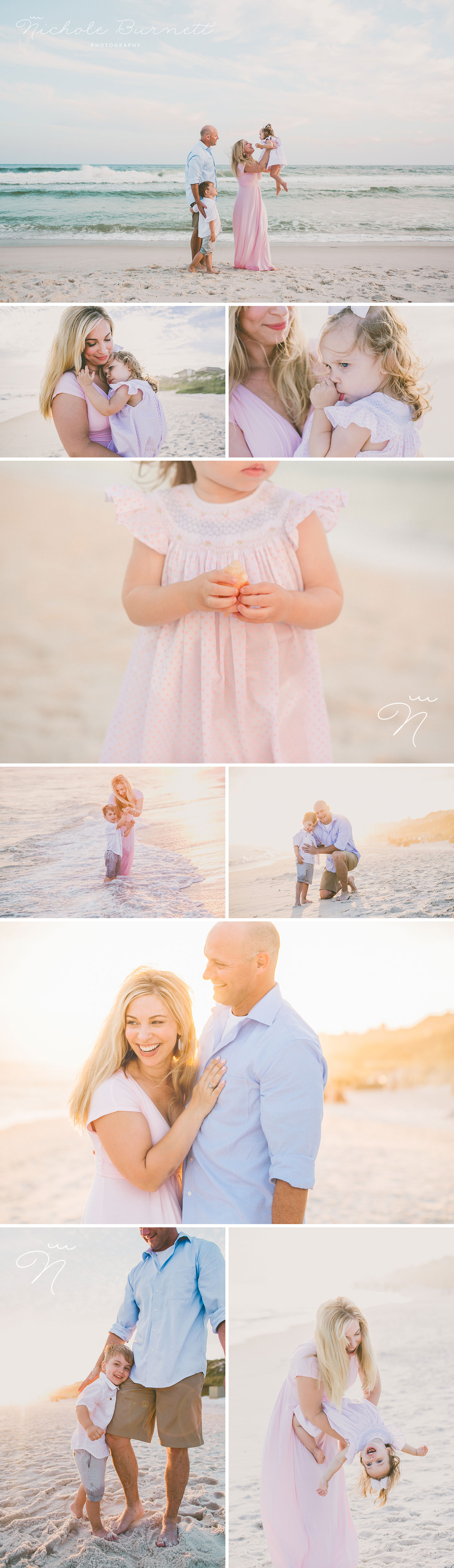 Family Photography Sessions: Rosemary Beach